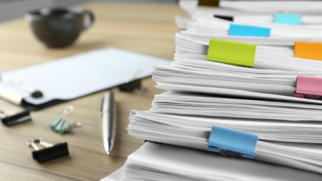 healthcare compliance documents