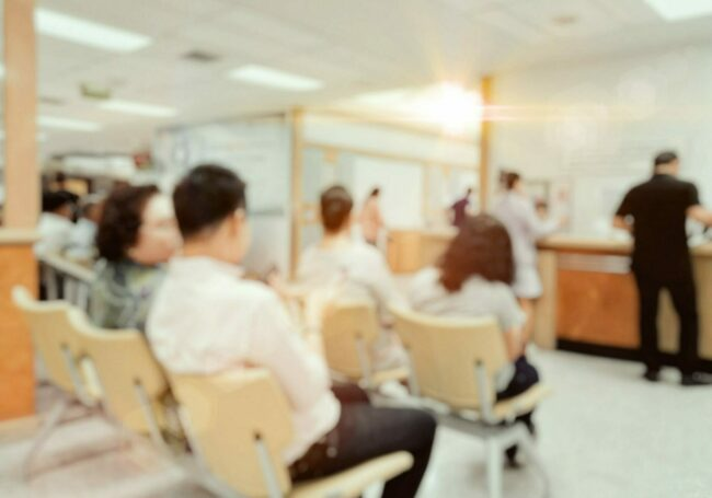 Patient access to healthcare