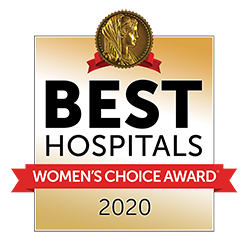 Women's Choice Award Best Hospitals 2020